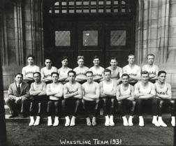 Wrestling, 1931
