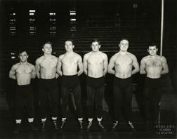 Wrestling, 1943