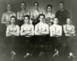Wrestling, 1948