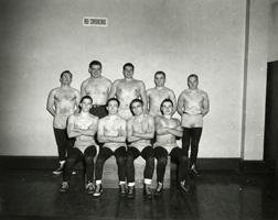 Wrestling, 1955