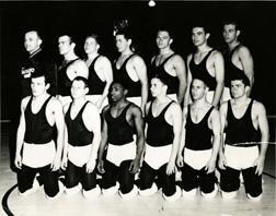 Wrestling, 1961