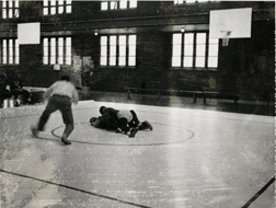Wrestling, Undated