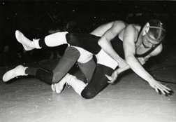 Wrestling, Undated