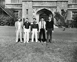 Golf, 1954