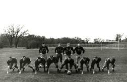 Football, Carleton College