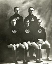 Cross-country, 1910