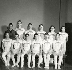 Gymnastics, 1952
