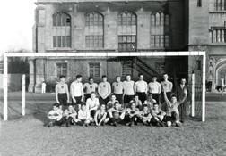 Soccer, 1952