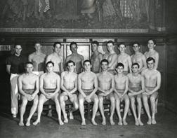 Swimming, 1952