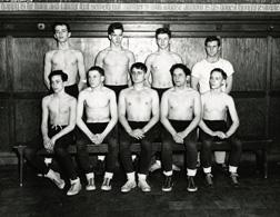 Wrestling, 1949