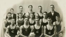 Swimming, 1909
