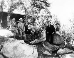 Mount Wilson Observatory Staff