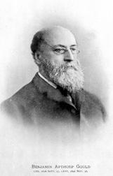 Gould, Benjamin Apthorp