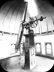 Goodsell Observatory Buildings, Instruments, Equipment