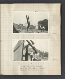 1923 Solar Eclipse Expedition