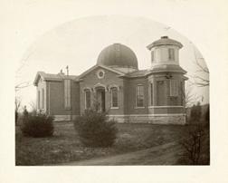 Barnard Observatory Buildings, Instruments, Equipment, Grounds