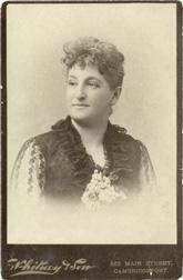 Clark, Mary Mitchell Willard