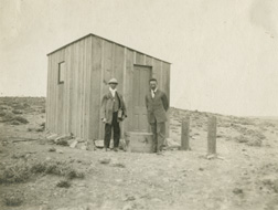 1918 Solar Eclipse Expedition