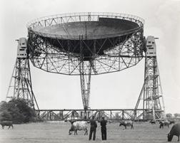 Jordrell Bank Observatory