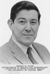 Ravin, Arnold W.