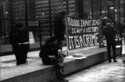 Anti-War Demonstrations