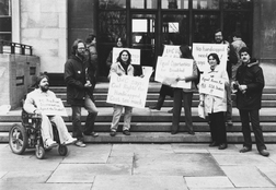 Disability Rights Activism