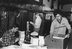 Student Government, 1980s