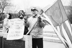 Antinuclear Demonstrations